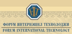 "Логотип Стоматология ""ФОРУМ ИНТЕРНЕЙШНЛ ТЕХНОЛОДЖИ"" (Forum International Technology)"
